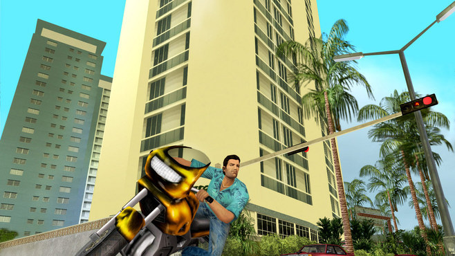 Grand Theft Auto: The Trilogy Screenshot 9