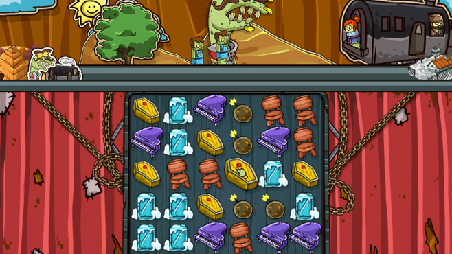 Grave Mania: Pandemic Pandemonium Screenshot 3