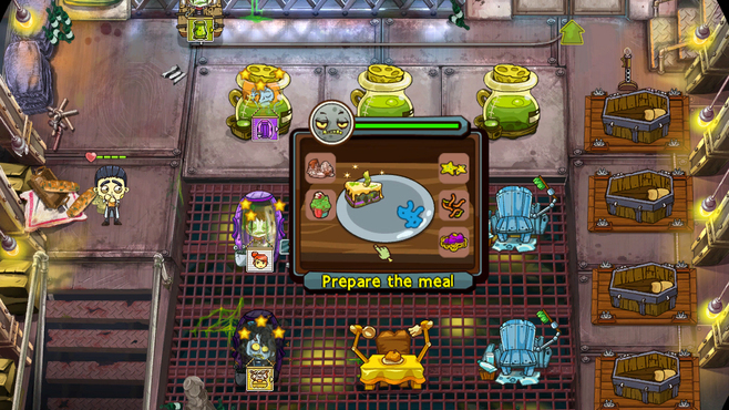 Grave Mania: Pandemic Pandemonium Screenshot 4