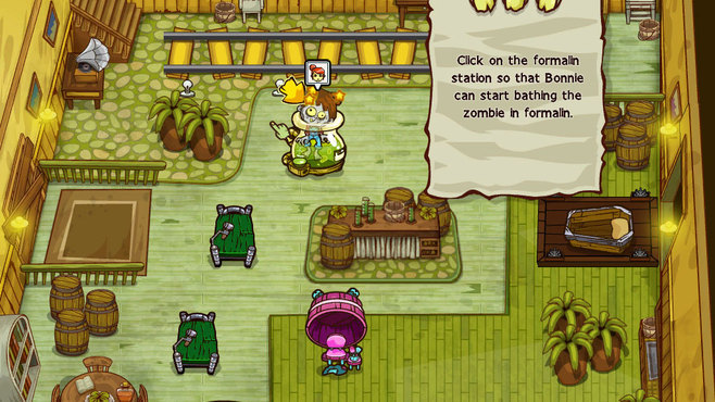 Grave Mania: Undead Fever Screenshot 3