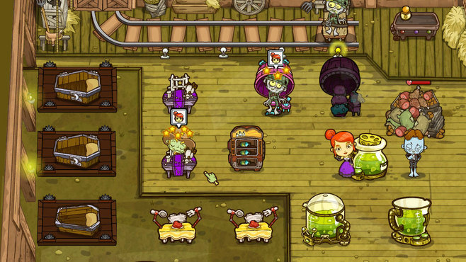 Grave Mania: Undead Fever Screenshot 5