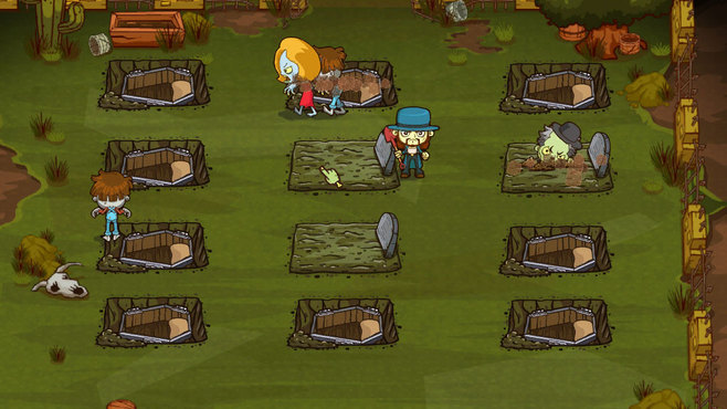 Grave Mania: Undead Fever Screenshot 8