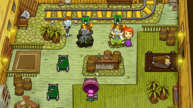 Grave Mania: Undead Fever Screenshot 9
