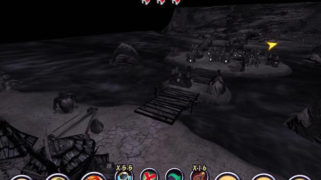 Great Monster Trouble Screenshot 1