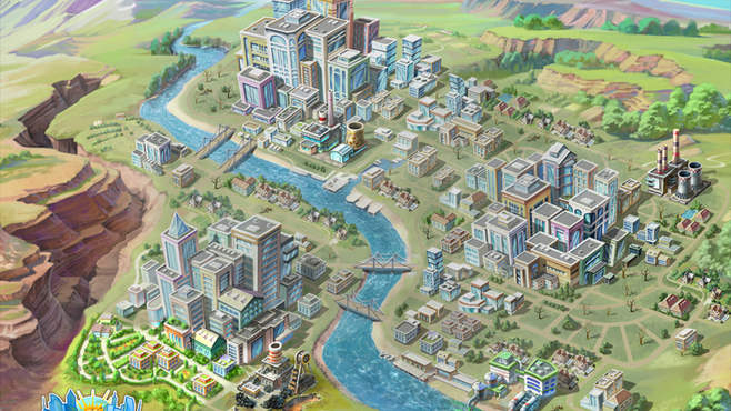 Green City 2 Screenshot 1