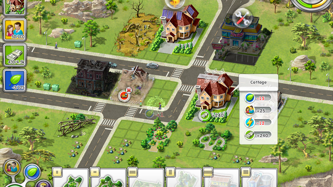 Green City 2 Screenshot 2