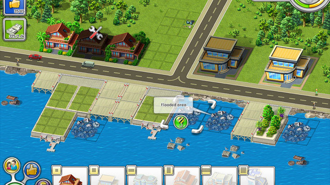 Green City: Go South Screenshot 1