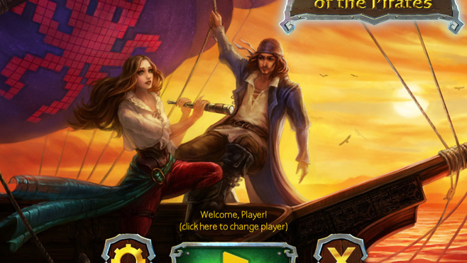 Griddlers Legend Of The Pirates Screenshot 1