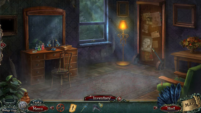 Grim Facade: Monster in Disguise Collector's Edition Screenshot 1