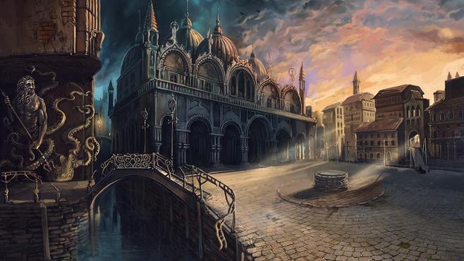 Grim Facade: Mystery of Venice Collector's Edition Screenshot 13