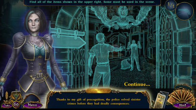 Grim Facade: The Message Screenshot 6