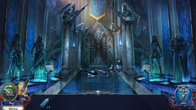 Grim Legends: The Dark City Screenshot 3