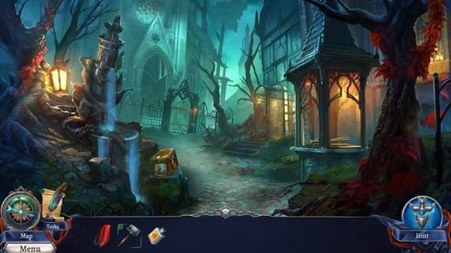 Grim Legends: The Dark City Screenshot 1