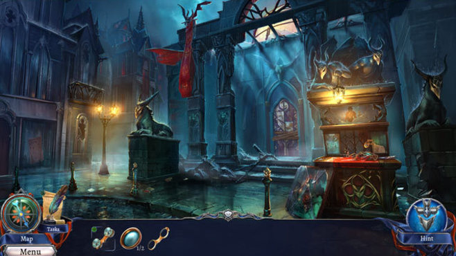 Grim Legends: The Dark City Screenshot 5
