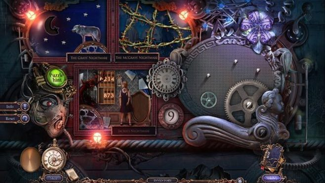 Grim Tales: Color of Fright Collector's Edition Screenshot 2