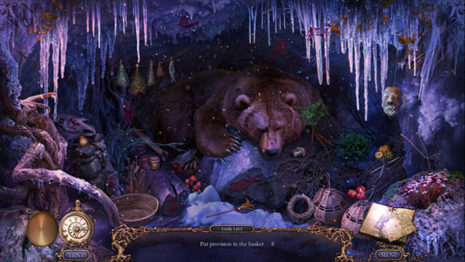 Grim Tales: Color of Fright Collector's Edition Screenshot 1