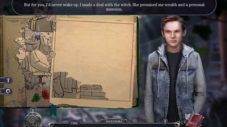 Grim Tales: Guest From The Future Collector's Edition Screenshot 6