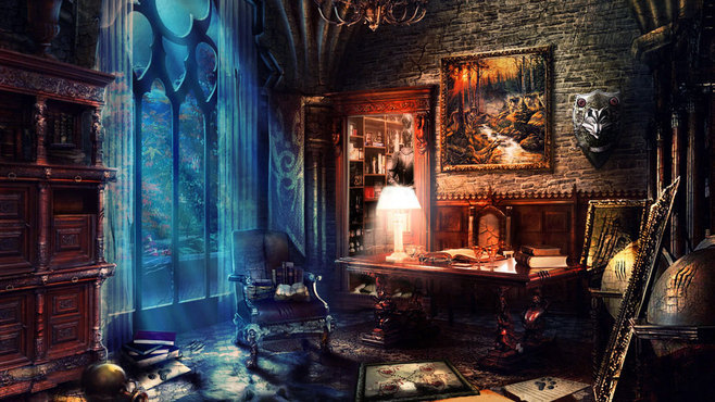 Grim Tales: The Legacy Collector's Edition Screenshot 2