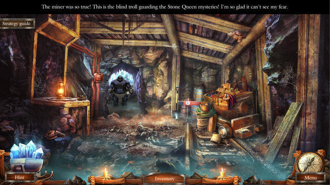 Grim Tales: The Stone Queen Screenshot 2