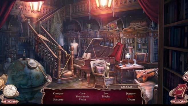 Grim Tales: The Time Traveler Collector's Edition Screenshot 6