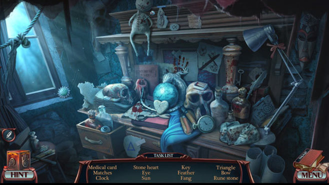 Grim Tales: The White Lady Collector's Edition Screenshot 4