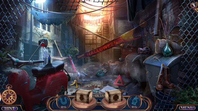 Grim Tales: Threads of Destiny Collector's Edition Screenshot 1
