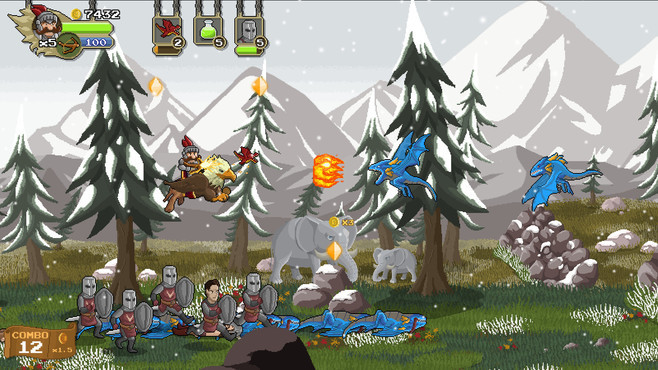 Gryphon Knight Epic Screenshot 2