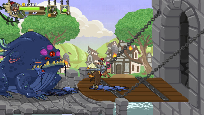 Gryphon Knight Epic Screenshot 5