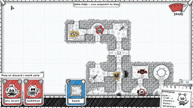Guild of Dungeoneering Deluxe Ice Cream Edition Screenshot 1
