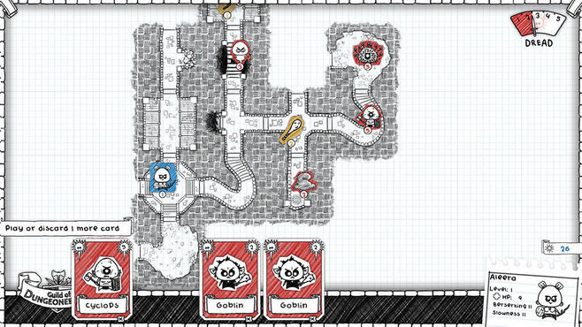 Guild of Dungeoneering Deluxe Ice Cream Edition Screenshot 2