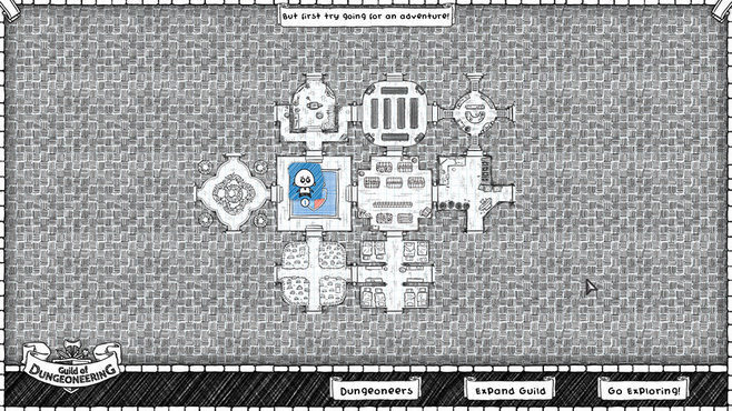 Guild of Dungeoneering Deluxe Ice Cream Edition Screenshot 3