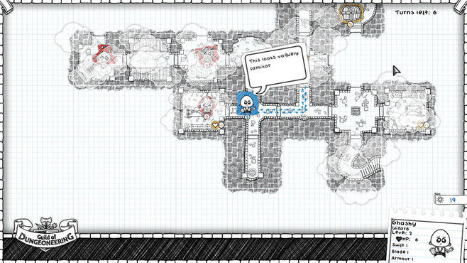 Guild of Dungeoneering Deluxe Ice Cream Edition Screenshot 4