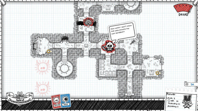 Guild of Dungeoneering Deluxe Ice Cream Edition Screenshot 5