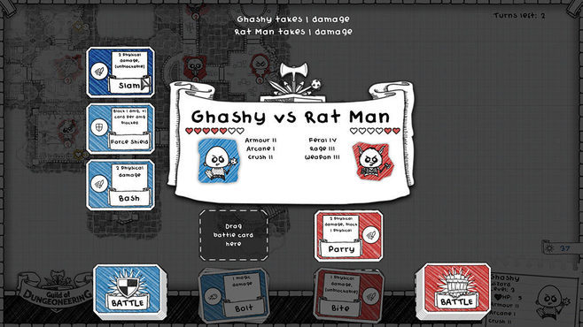 Guild of Dungeoneering Deluxe Ice Cream Edition Screenshot 6