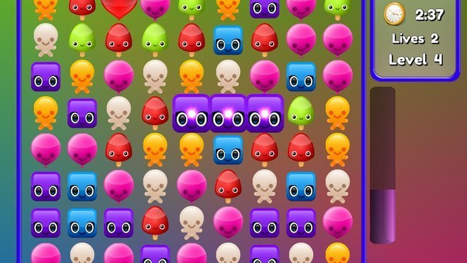 Gummy Match Screenshot 1
