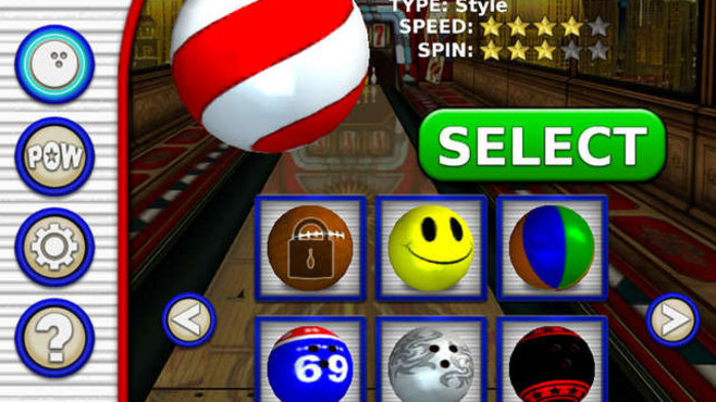 Gutterball - Golden Pin Bowling Screenshot 2