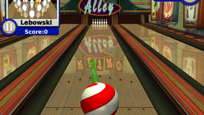 Gutterball - Golden Pin Bowling Screenshot 6