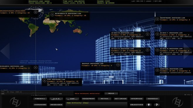 Hacker Evolution Duality Screenshot 8