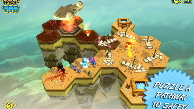 Hairy Tales Screenshot 1