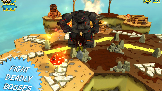 Hairy Tales Screenshot 2