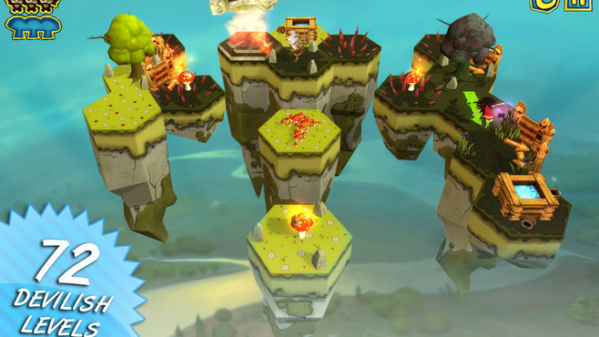 Hairy Tales Screenshot 4