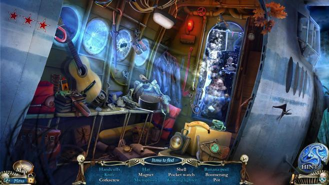Hallowed Legends: Ship of Bones Collector's Edition Screenshot 3