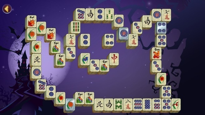 Halloween Night 2 Mahjong Screenshot 3