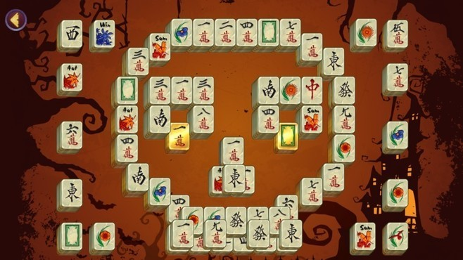 Halloween Night 2 Mahjong Screenshot 4