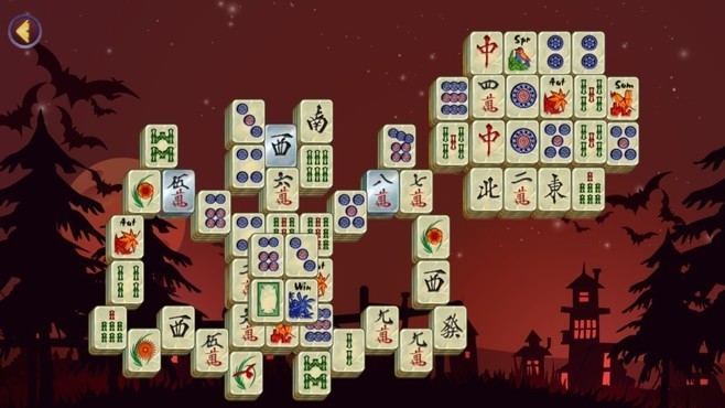 Halloween Night 2 Mahjong Screenshot 5