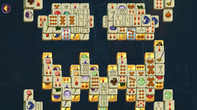Halloween Night Mahjong Screenshot 4