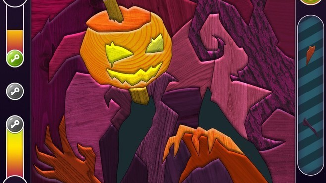 Halloween Patchwork Trick or Treat Screenshot 5