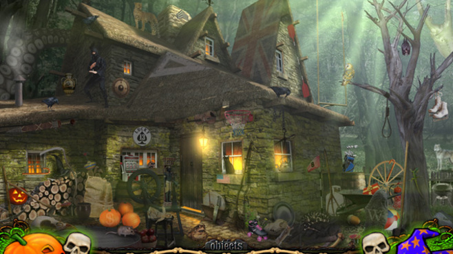 Halloween: Trick or Treat Screenshot 2