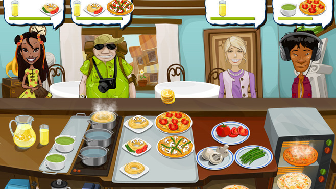 Happy Chef 2 Screenshot 3