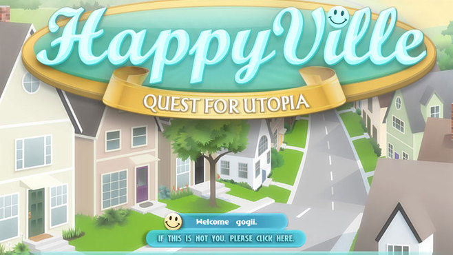 Happyville: Quest for Utopia Screenshot 1